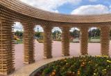 Калужская ротонда претендует на престижную архитектурную премию