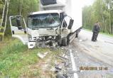В страшной аварии погиб водитель внедорожника