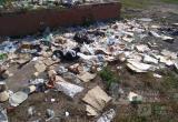 """Центр Калуги вторую неделю """"украшает"""" свалка мусора"""