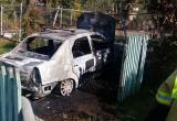 Мужчина погиб в ДТП с пожаром