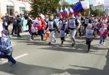 5500 человек пробежали Кросс Нации в Калуге