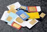 За год было изъято 20 000 нелегальных сим-карт