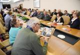 Конференция бывших несовершеннолетних узников фашистских концлагерей прошла в Калуге