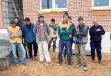 10 нелегалов задержаны на стройке в Калуге