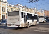 Бабушка пострадала в калужском автобусе