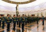 Калужские призывники стали солдатами Семеновского полка