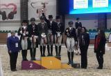 Калужские спортсменки стали призерами Кубка России