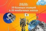 2020: 20 базовых станций в 20 необычных местах. Магия цифр и технической дирекции Билайн.