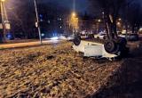 Рождественское чудо: в страшной аварии с перевёртышем никто не пострадал