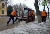 Уборка снега: мнения калужан разделились
