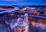 Старый Торг, Таруса, Полотняный завод: где еще отдыхали калужане в зимние каникулы?