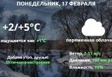 Прогноз погоды в Калуге на 17 февраля