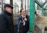 """Дмитрий Денисов посетил центр """"Феникс"""" в Калуге"""