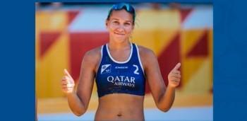 Обнинская волейболистка Арина Ряжнова получила золото на чемпионате России