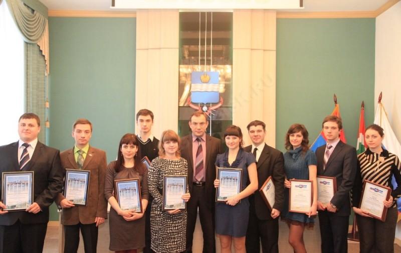 Городской конкурс молодой ученый года