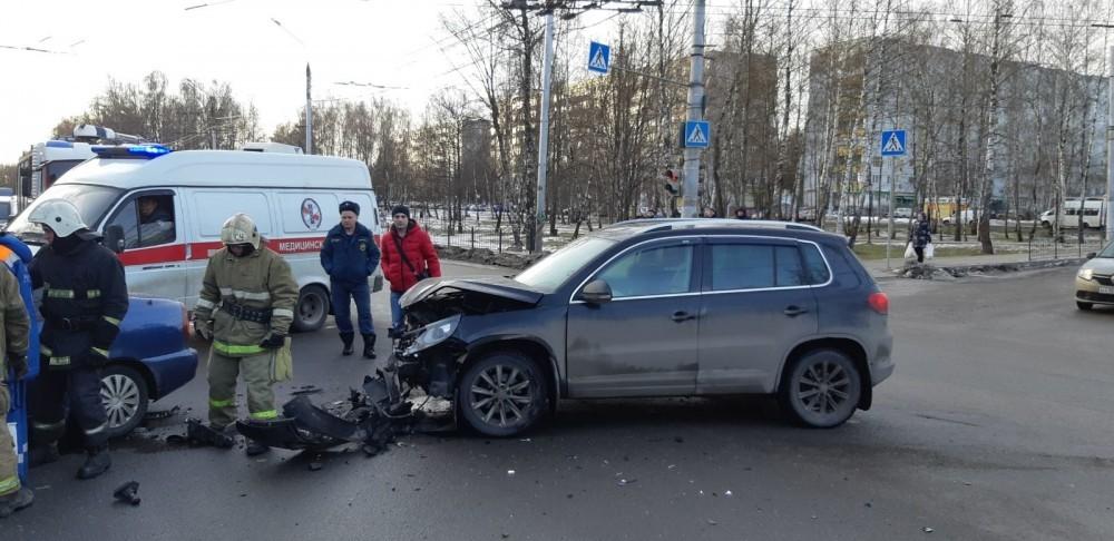 Место происшествия, фото ГУ МЧС России по Калужской области